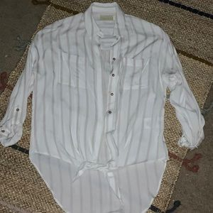Anthropologie blouse never worn!